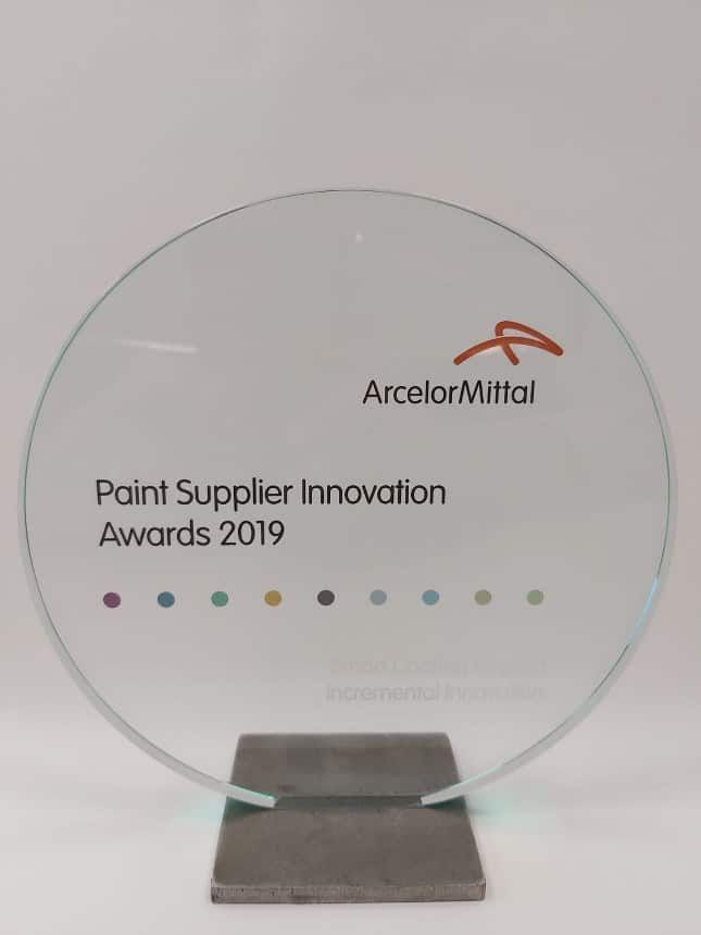paint supplier 2019